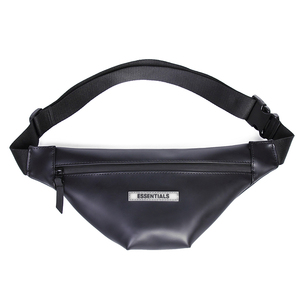 Image 5 - Classic Fanny Pack Slim Soft leather Water Resistant Waist Bag Casual Simple Belt Bag Unisex Pack for Outdoors Workout Traveling
