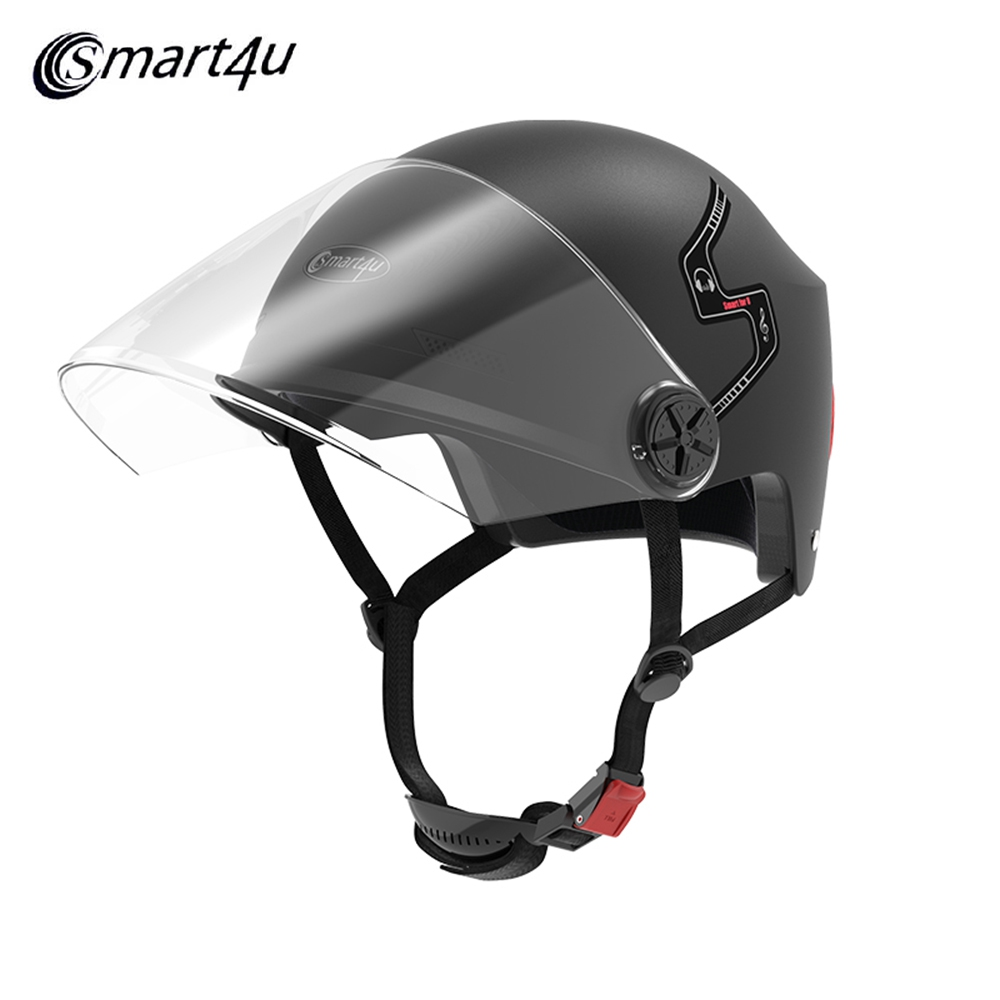Smart4u E10 Smart Bike Motorcycle Helmet Bluetooth Electric Car Automatic Bicycle Helmet Cycling Equipment