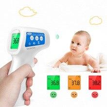 Cofoe инфракрасный термометр для лба лучший детский термометр ЖК-цифровой термометр Бесконтактное Устройство измерения температуры тела термометр детский градусник электронный
