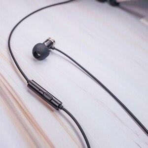 Image 5 - KINERA TYR 6mm unité de pilote dynamique Mini métal dans loreille écouteurs 3.5mm avec micro filaire écouteurs DJ en cours dexécution basse HIFI moniteur IEM