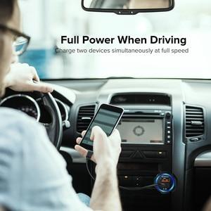 Image 5 - Автомобильное зарядное устройство с двумя USB портами 3,1 А, быстрая зарядка 3,0 для Audi A6 C5 BMW F10 Toyota Corolla Citroen C4 C3 Nissan Qashqai Ford Focus 3 2