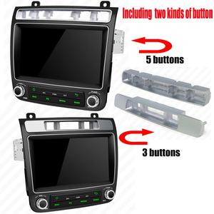 """Image 5 - New Porduct 8""""Head unit Android 10 Auto Car Radio Stereo For Volkswagen VW Touareg Multimedia Carplay Cassette Tape Recorder"""