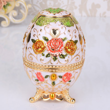 Floral Pattern Metal Creative Toothpick Box Vintage Automatic Holder Container Table Dispenser Kitchen Tools