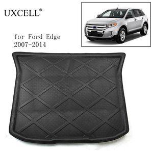 Image 1 - Bandeja trasera de espuma EVA y PE para maletero, forro para maletero, alfombrilla de coche de carga para Ford Edge Escape Focus fusión Fiesta Mondeo, envío aleatorio