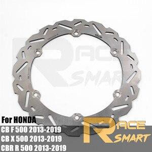 Image 1 - CB500F 2013 2019 Motorrad CNC Front Bremsscheibe Scheiben Rotoren Für HONDA CB500X CBR500R CB500 X CBR500 R 2014 2015 2016 2017 2018