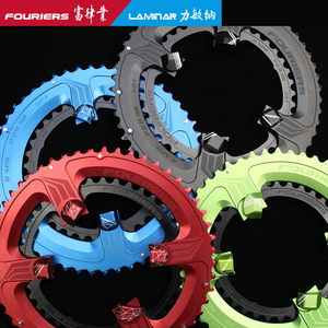 FOURIERS Road Bicycle Chainwheel biplate Alloy Chain wheel 110BCD 36-52T/39-53T/30-54T for Road Bike RD9000 RD6800 RD5800