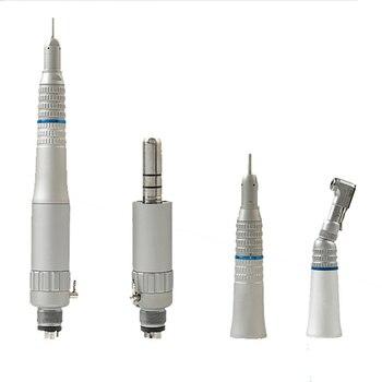 1pcs Dental Lab Micromotor Polish Handpiece Dental laboratory equipment Dentistry tools Dentist Low Speed Handpiece Contra Angle цена 2017