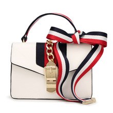 Best Selling Designer Ladies Handbag Chain Bag Elegant Decorative Leather Shoulder Small Square