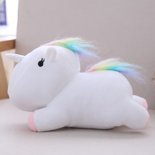 Lovely Unicorn Plush Toy Stuffed Kawaii Soft Toys for Children Creative Birthday Gift Girl Lovers toy