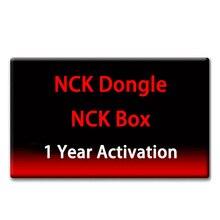 NCK box Aktivierung NCK dongle ein jahr Aktivierung