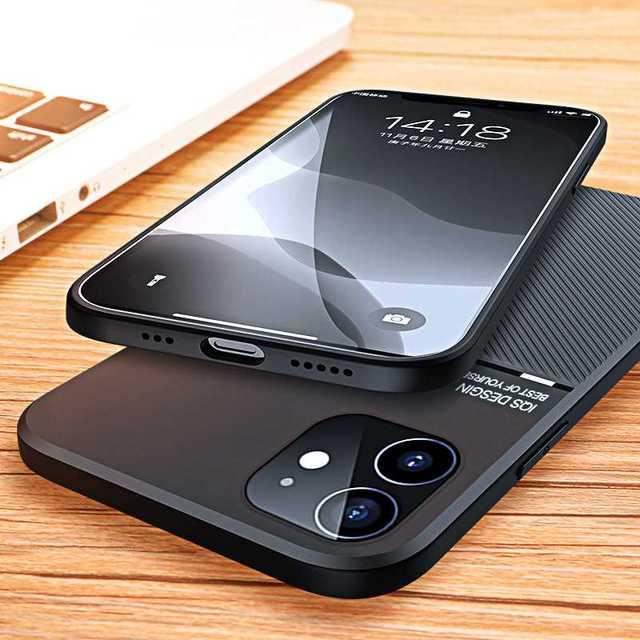 Fashion Magnetic Soft Case For Xiaomi Redmi K40 Pro Gaming Edition K30S K30 K20 10X 5G 9 9a 9c 8 8a 7 7a Phone Case Cover