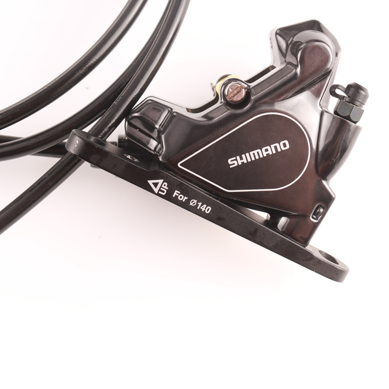 Image 4 - Shimano Electronic Di2 ST R785+BR R785 R785+RS805 Hydraulic Disc Brake Road Bike ST R785 Di2 Shifter Brake Lever Brake ICE TECHBicycle Derailleur   -