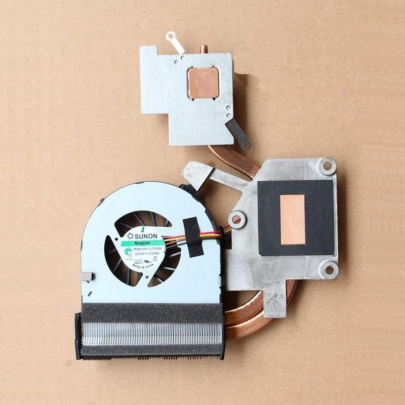 New Original CPU Cooler Fan For Lenovo G400 G405 G500 G505 G500A G490 G410 G510 Heatsink Cooling System Fan MG60120V1-C270-S99
