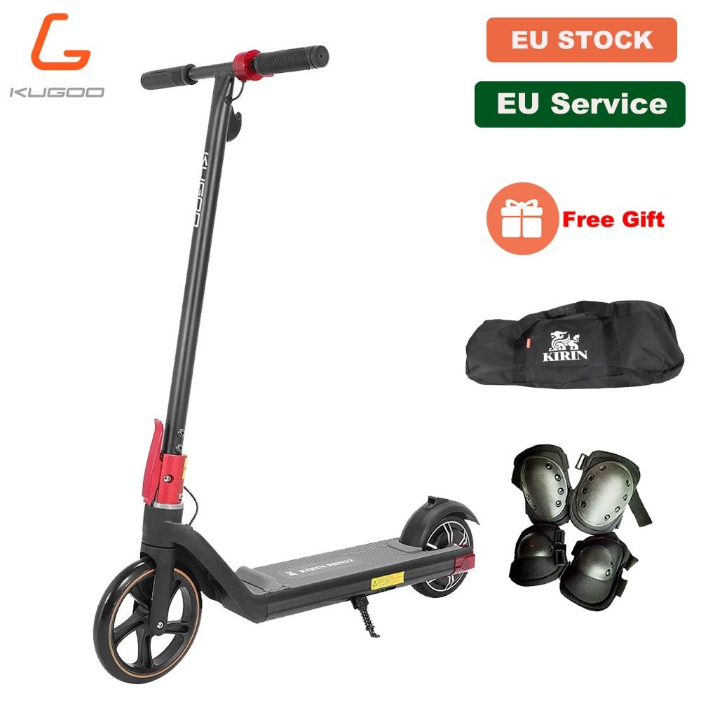 [EU] KUGOO KIRIN мини 2 складной самокат электрический скутер ЖК-дисплей Дисплей 8,5 дюйма шина e скутер, способный преодолевать Броды для детей 65 кг ...