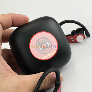 Image 5 - YCSTICKER Newest Bluetooth Headphone Sticker For Beats Powerbeats Pro Dust proof Decorative Protective Earphone Film Cover