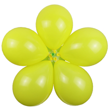 5pcs/lot Balloon Accessories Plastic Plum Flower Clip Latex Set Holder Wedding Birthday Party Decoration Baby Shower
