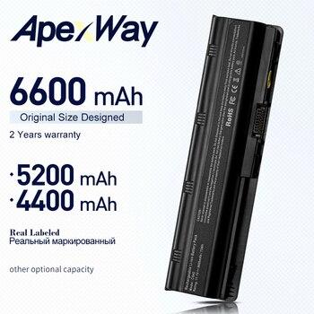 ApexWay батарея для HP Pavilion dv5 dv5-2000 dv5-2100 dv6-3000 dv6-3100 dv6-3200 dv6-3300 dv6-4000 dv6-6000 dv6-6100 dv7-4000