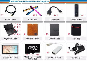 Paying Touch-Screen/leather for Extra-Accessories A-Link Protective-Film/keyboard-Case