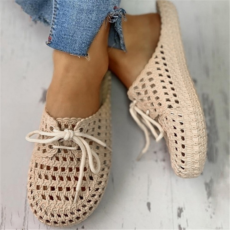 2020 Women Summer Beach Sandal Hollow-out Shoes Casual Breathable Slippers  !~