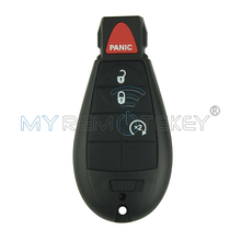 #1 IYZ-C01C Remote Key Fobik 434mhz 3 Button with Panic New model for Dodge Chrysler Jeep 2012 2013 2014 Remote Car Key Remtekey free shipping 1pcs new offer kd900 remote nb10 3 1 button remote key with nb xtt new honda model for 2013 2015 honda