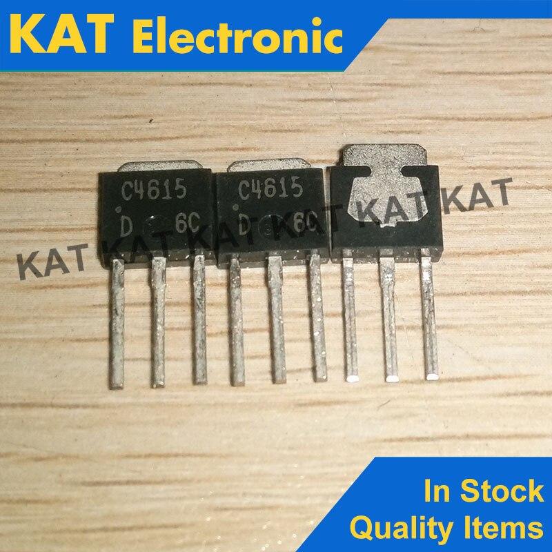 5PCS/Lot 2SC4615 C4615 TO-251 New Original High Voltage Driver Applications