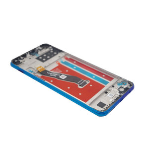 "Image 5 - 6.39 ""מקורי + מסגרת תצוגה עבור Huawei P40 lite E LCD תצוגת Y7p 2020 מגע מסך עצרת LCD עבור huawei P40 lite E תצוגה"