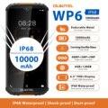 Смартфон OUKITEL WP6 6+128ГБ, процессор MT6771T, 10000 мАч, задняя камера 48+5МП, фронтальная камера 16 МП, экран 6,3 дюйма