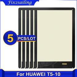 5PCS Test Für Huawei MediaPad T5 10 AGS2-L03 AGS2-W09 AGS2-L09 AGS2-AL00HA LCD Display Touchscreen Digitizer Panel Montage