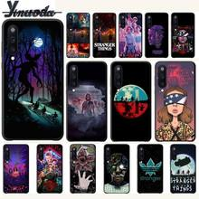 Yinuoda Stranger Things Season 3 Luxury Phone Case Cases For Samsung Galaxy A10 A20 A50 A51 A70 A71 A40 A30 A30S A80 Cover Etui luxury venom marvel deadpool pattern for samsung galaxy a10 a20 a30 a40 a50 a70 m10 m20 phone case cover coque etui capinha capa