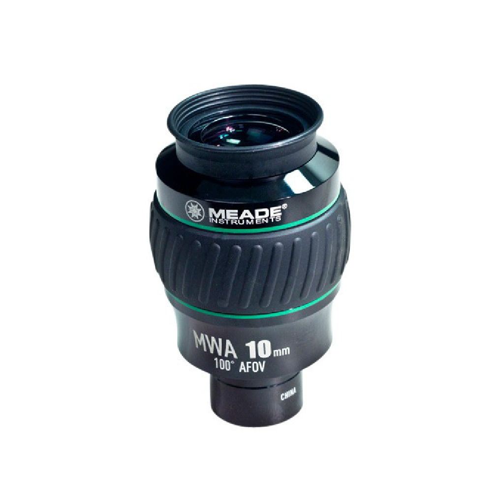 Meade MWA 10mm 2 Inches 100 Degree High-end Wide-angle MWA 10mm Eyepiece