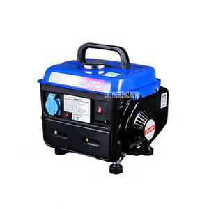 Engine-Generator Gasoline Natural 220V 650W Mini HY-950 Hand-Pull Gas-Fuel-Tank Liquefied