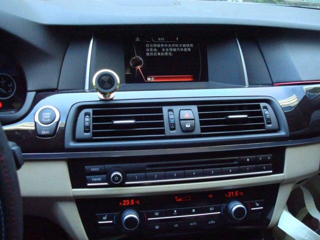 Chogath lecteur multimédia de voiture 10.25 pouces système android navigation GPS autoradio pour BMW série 5 F10/F11 (2013-2016)