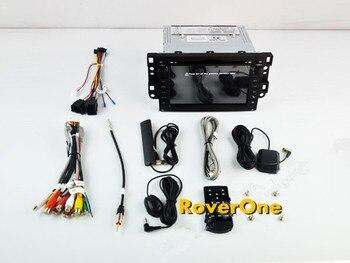 Para Chevrolet, reproductor Multimedia de coche normal, DVD, Radio, navegación GPS, repuestos para automóviles, accesorios Bluetooth