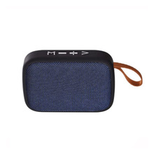 цена на Wireless Bluetooth Speaker Portable Speakers Subwoofer with Mic Support TF FM USB AUX
