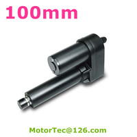 LV 30 1000KG force 160mm/s speed 100mm stroke 12V 24V DC electric industry linear actuator,fast speed linear actuator