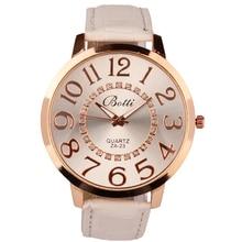 New ladies fashion watch. Gold dial. Analog quartz leather watch. Direct delivery. Gift feminine 2020 ybotti number analog quartz watch