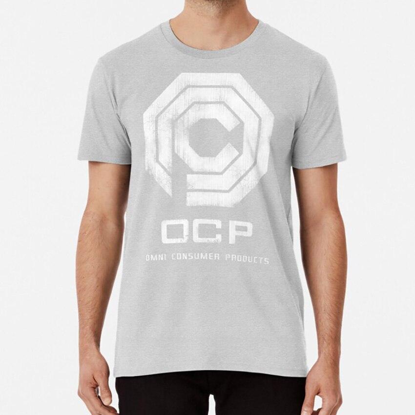 OCP Robocop Logo T-shirt Omni Consumer Products