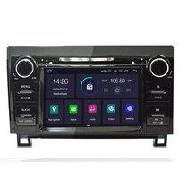 4GB RAM Android 9.0 Car DVD Player Stereo Radio For Toyota Tundra 2007 2013 & Sequoia 2008 2015 Radio GPS Navigation DAB+ Wifi