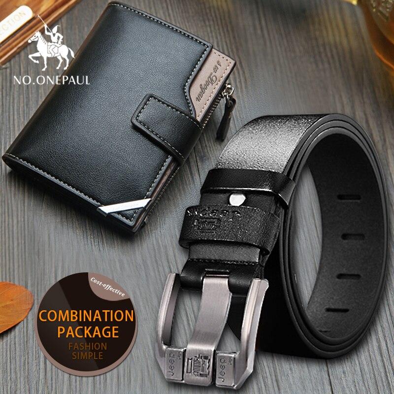 Set/sets Suit Cowhide Genuine Leather Belts For Men Male Pin Buckle Jeans Mens Belt Luxury Designer Quality Leather Belt Men