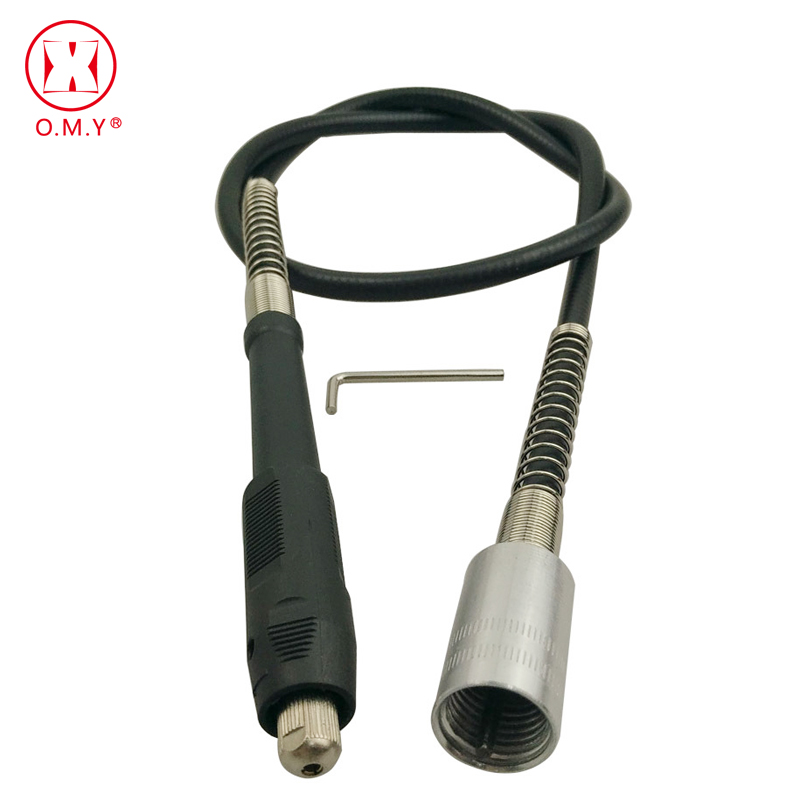 OMY 108cm Non-slip Electric Grinder Soft Shaft Flexible Shaft  Rotary Tool Accessories