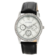 Wrist Watch  reloj hombre New Luxury Women Leather Watch Diamond Watches Dress Business Watch Female все цены