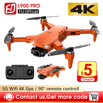Drone L900 Pro 5G GPS 4K Dron with HD Camera FPV 28min Flight Time Brushless Motor Quadcopter Distance 1.2km Professional Drones 1