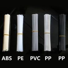 10PCS hastes De soldadura de Plástico ABS/PP/PVC/PE Varas 5x2mm para Soldador Plástico Soldagem arma de Reparação De Carros Fontes De Soldagem