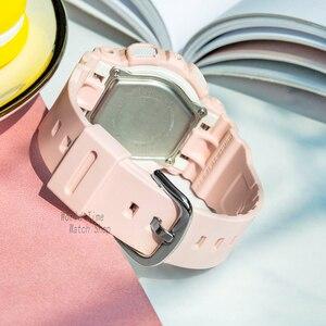 Image 3 - Reloj Casio baby g relojes para mujer relojes de marca de lujo reloj de pulsera digital Reloj cronógrafo a prueba de agua reloj militar relojes de cuarzo para mujer reloj deportivo de cuarzo para mujer часы наручные