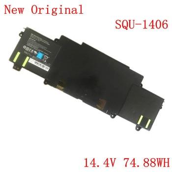 New Original SQU-1406 Laptop replace Li-ion Battery for HASEE 911-S2 911M-M1 M2 M3 M4 911-S2B 911-T1 911-M5 series 14.4V 74.88WH