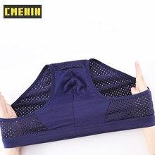 CMENIN-sous-vêtement pour hommes, à séchage rapide, 1 pièce en coton, avec lettres, Jockstrap, offre spéciale, nouvelle collection, CM003, en soie