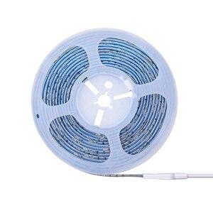 Image 5 - BlitzWolf BW LT11 Светодиодная лента Светодиодная лампа 4000K RGBW Smart App Пульты дистанционного управления Огни Водонепроницаемый Голосовое управление Освещение Работа с Alexa Google Assistance EU / US Plug