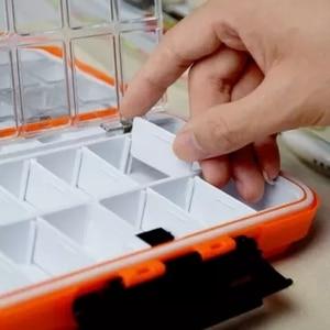 Image 5 - YEUX Multi function Fish Hook Accessories Set Double lock buckle Waterproof Fishing Gear Set Fish Hook Fishing Box