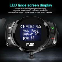 USB автомобильный комплект lcd SD FM передатчик MP3-плеер магнит громкой связи беспроводной Bluetooth