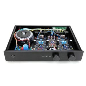 Image 2 - Suqiya 新しいベースに naim NAC152 プリアンプ & NAP200 複合アンプ 75 ワット + 75 ワット 8 オーム 4 ウェイ rca 入力リモートコントロールバージョン